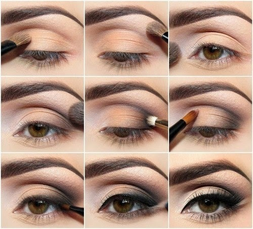 Simple Easy and best Eye Make up Tutorial  Simple Easy and best Eye Make up Tutorial