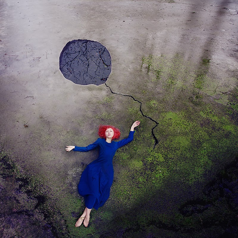 fantasy photography self portrait kylli sparre nature wallpaper