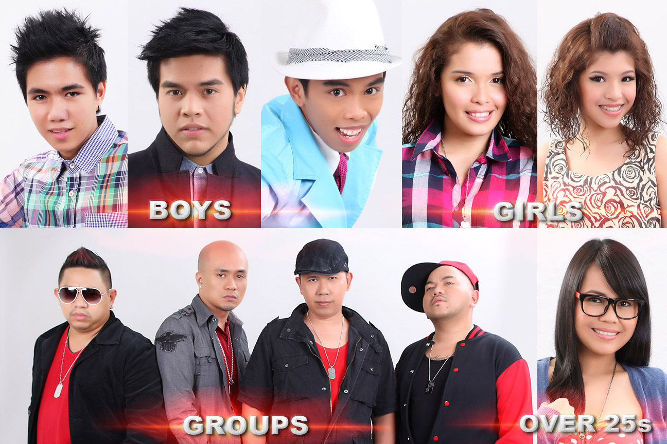 The X Factor Philippines Top 7 Theme 80s Music September 8