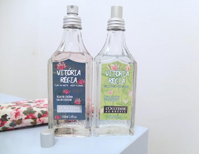 L'Occitane Vitória Régia Flower Perfumes