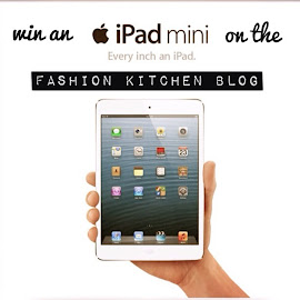 * Win an Apple iPad mini *