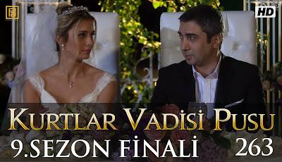 Kurtlar Vadisi Pusu 263.Bölüm (Sezon Finali) 2015