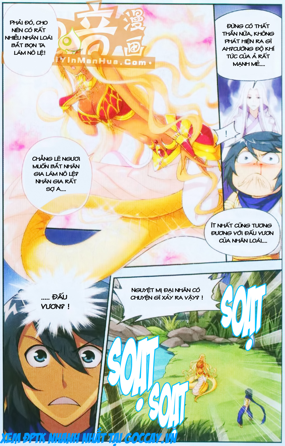 Đấu Phá Thương Khung chap 45 page 8 - IZTruyenTranh.com