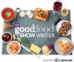 BBC Good Food Show Winter 27th-30th November 2014, NEC, Birmingham