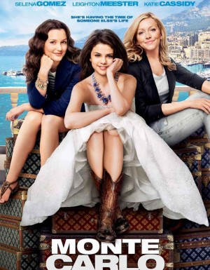 Movies  Selena Gomez on Pr393 Reflective Blog  The Monte Carlo Movie Advanced Screening