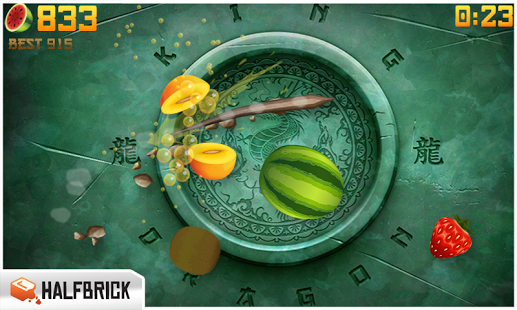 Games Android Fruit Ninja v1.9.5 Full Apk