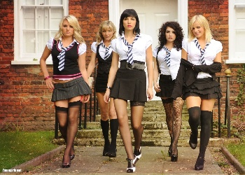 sexy school girls