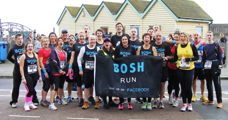 FitBits | BOSH Run Brighton seafront