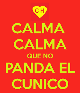 keep calm español