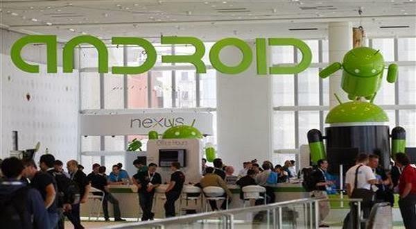 Di China, Android Terus Berkembang dengan Baik