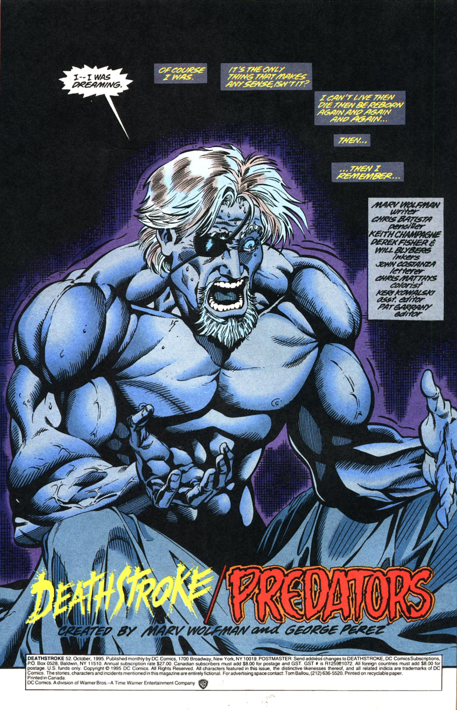 Deathstroke (1991) Issue #52 #57 - English 3