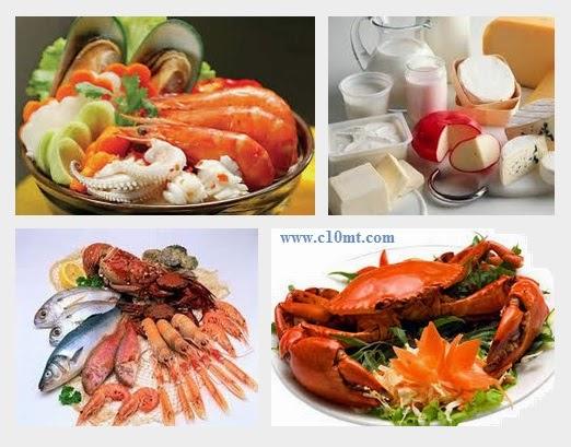 Thực phẩm bổ sung canxi trong bữa ăn hằng ngày