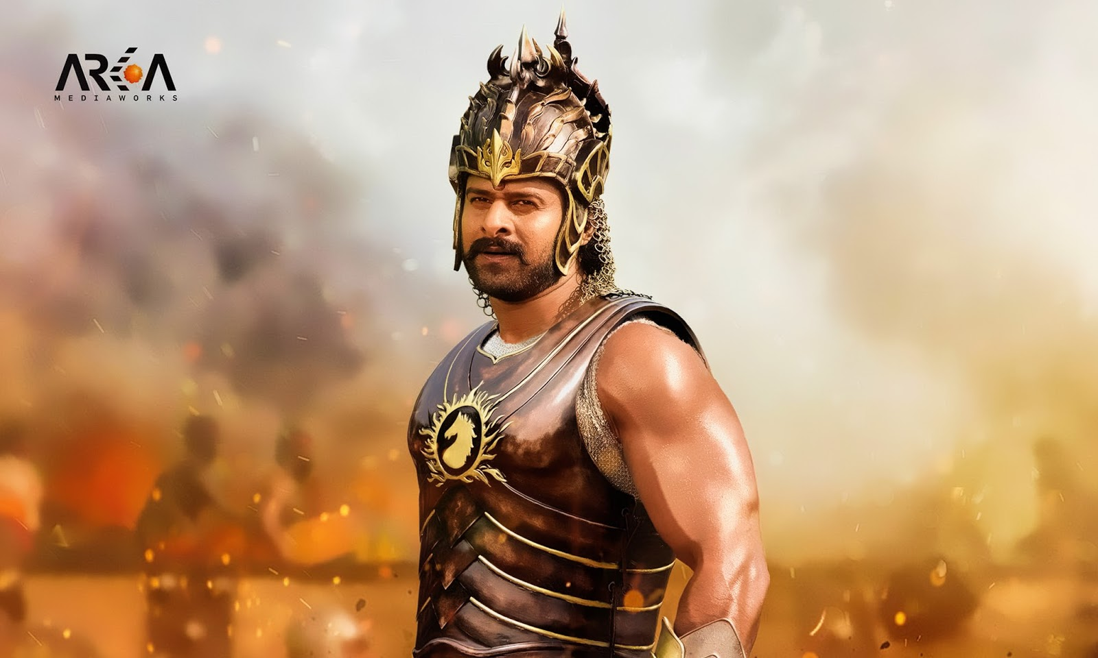 Hd wallpaper bahubali 2 - Bahubali Hd Wallpapers