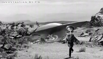 Commie Flying Saucer