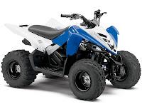 Yamaha pictures 2013 Raptor 90 ATV 3