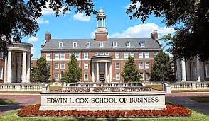 SMU COX School of Business MBA US GMAT Dallas Texas