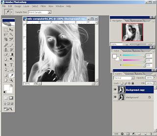 cara membuat foto menjadi sketsa