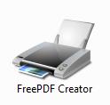 impresora FreePDF Creator