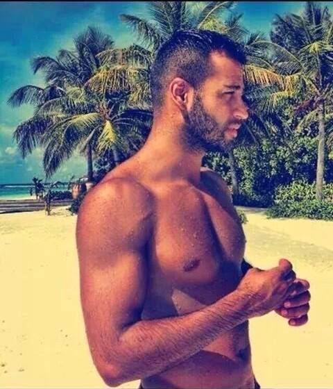 Moroccan Men Are So Handsome.