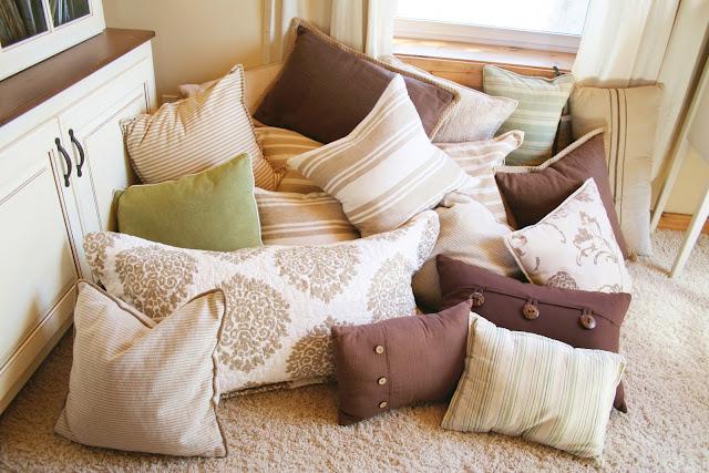 Nestled Got Pillows
