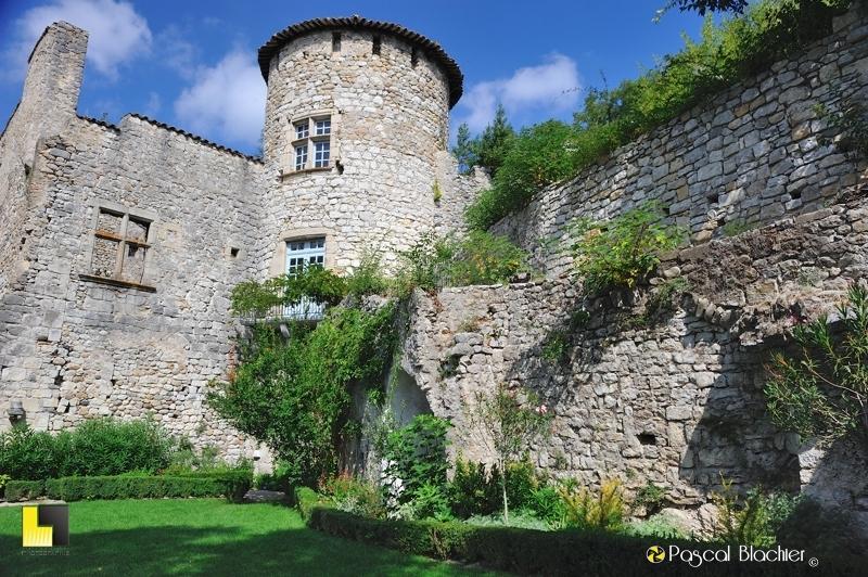 château de Vogüé le jardin photo blachier pascal