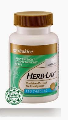 herb lax shaklee