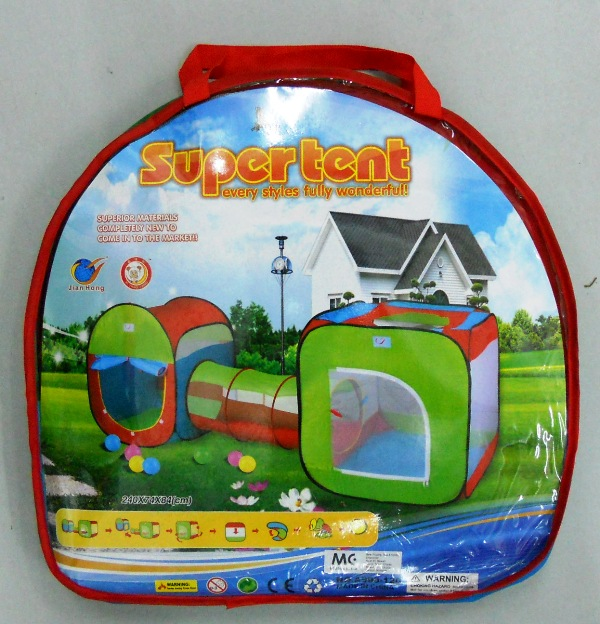 SUPER TENT - PLAY TENT FOR KIDS - 2 TENTS 1 TUNNEL  sc 1 st  BongBongIdea & BongBongIdea: SUPER TENT - PLAY TENT FOR KIDS - 2 TENTS 1 TUNNEL