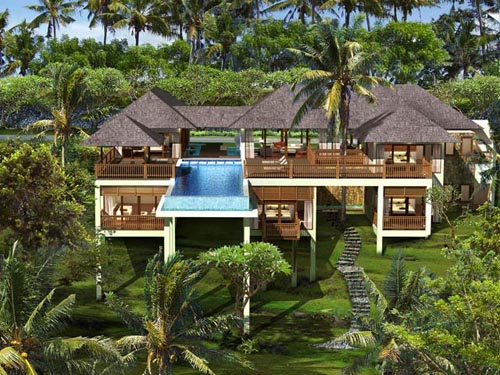 Timeless tropical design architecture allthingabout for Hawaiian style home plans
