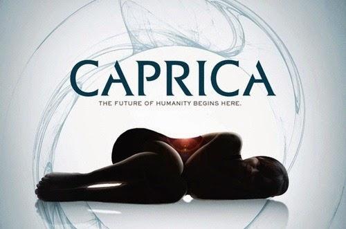 Caprica Series Canceladas Tropa Friki