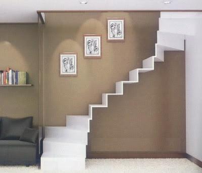 Rumah Minimalis  Desain Tangga Minimalis dan Moderen