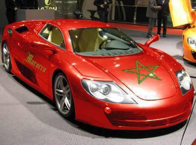 Laraki Fulgura Cars