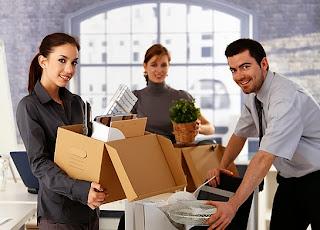 Realizar mudanza de empresa con exito
