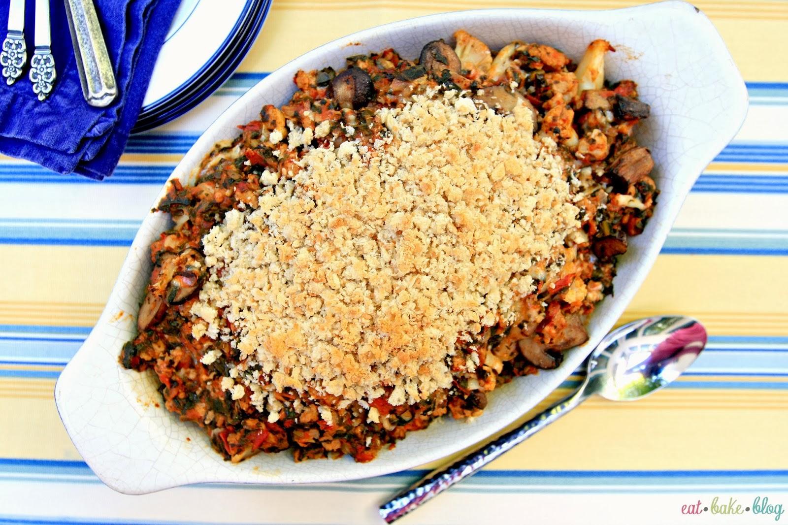 easy weeknight casserole, make-ahead dinner recipe, best sausage casserole recipe, vegetable casserole recipe