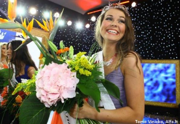 miss lietuva lithuania 2011 winner ieva gervinskaite