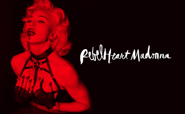 Madonna comes to Manila for REBEL HEART concert tour