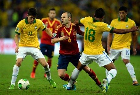 Brasil Juara Komfederasi 2013 Setelah Menang 3-0