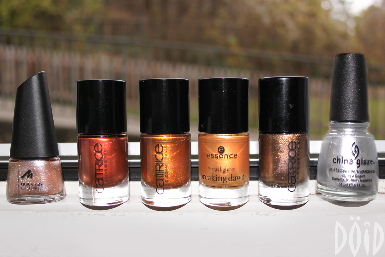 Du00f6id - A Swiss Fashion And Lifestyle Blog New In - Metallic Nagellack