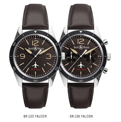 BR 123 Y BR 126 FALCON