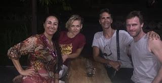 Singapadu. Cata de Cafés. Pepa + Anita + Matthew + Charles