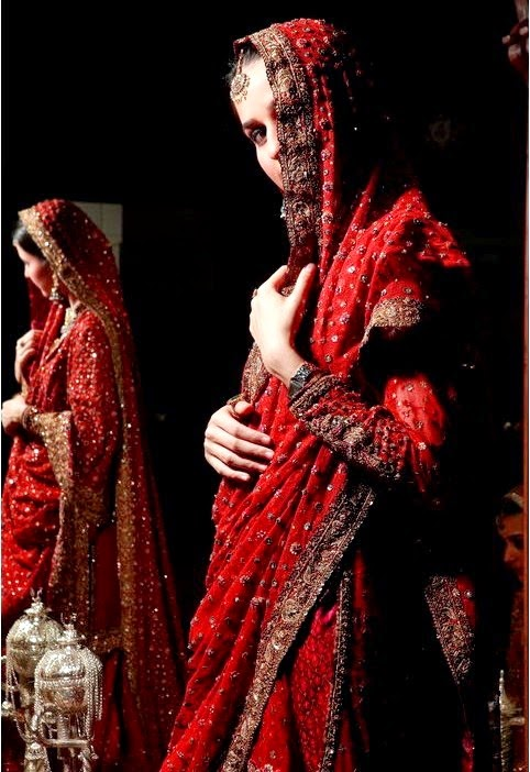 Bunto kazmi Bridal Dress Collection for Womens
