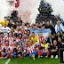 Atlético Madrid venció al Real y volvió a coronarse en la Copa del Rey