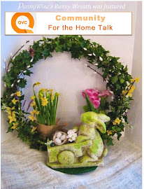 We were featured on QVC Community talk