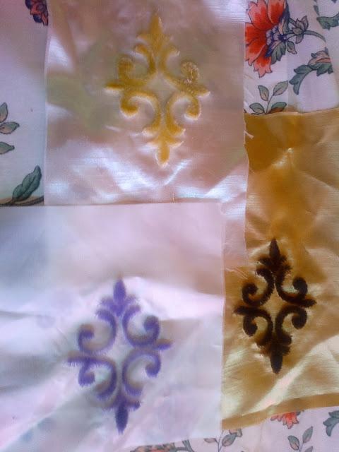 örnek tufting embroidery nakış işleme modelleri 19