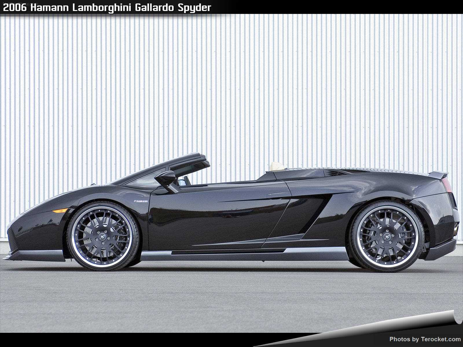 Hình ảnh xe ô tô Hamann Lamborghini Gallardo Victory 2007 & nội ngoại thất