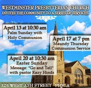 Westminster Pres. Church