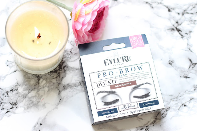Eylure Pro-Brow Tinting Review