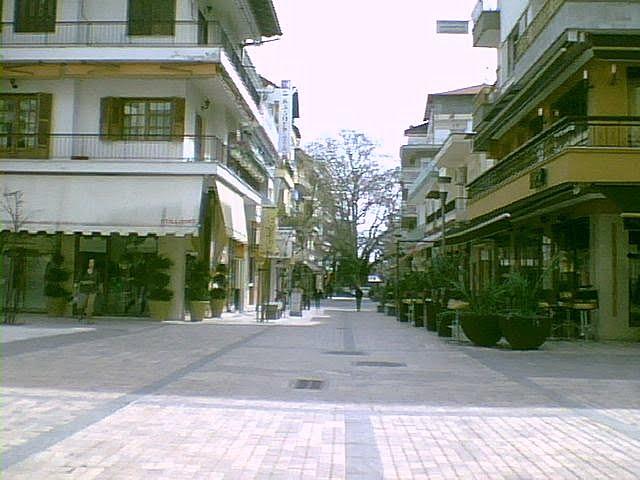 Έρημο εμπορικό κέντρο