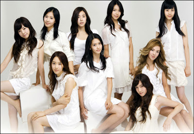 Girls Generation 2012