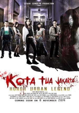 Film Kota Tua Jakarta 2014 di Bioskop