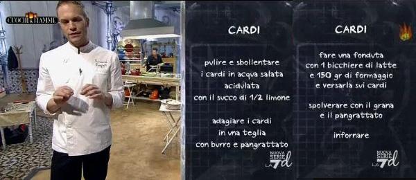 Ricetta Cardi Simone Rugiati